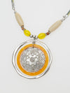 MANDALA CHAKRA Color Necklace-Necklaces-Ametsuchi