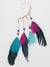 Bohemian Feather Ear Hook