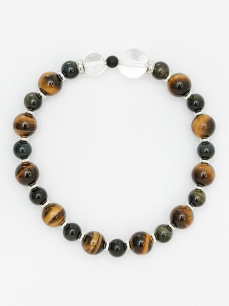 KOKORODO-8mm Tiger Eye Bracelet-Ametsuchi