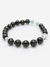 SUIJIN-10mm Blue Tiger Eye Bracelet-Ametsuchi
