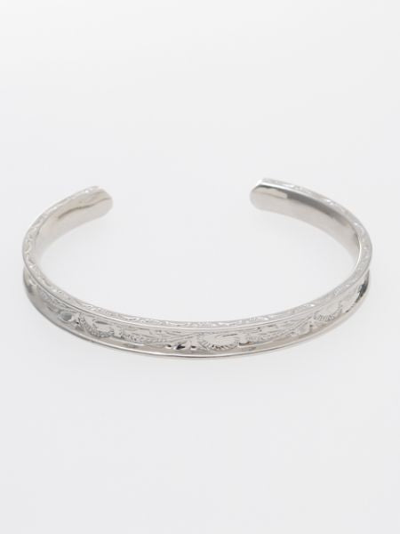 NALU Wave Bangle-Ametsuchi