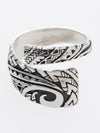 Tribal Tattoo Inspired Ring