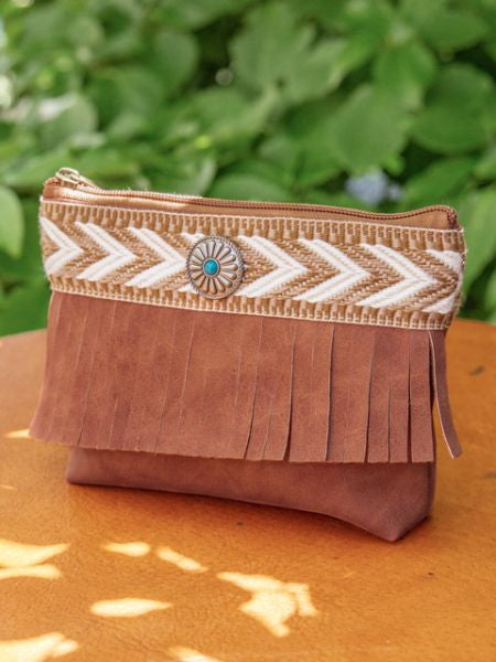 Navajo Style Pouch-Ametsuchi