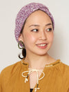 Mixed Yarn Knit Hair Band-Hair Accessories-Ametsuchi