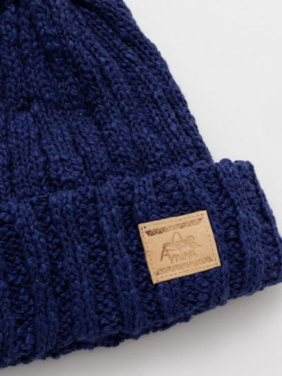 Nepal Made Hand Knit Beanie