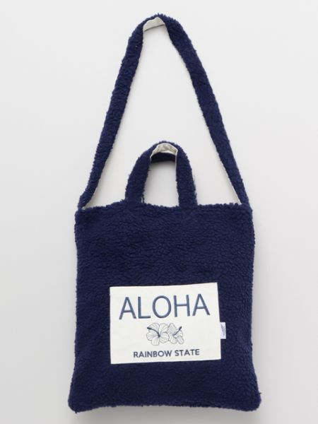 ALOHA Reversible Shoulder Bag