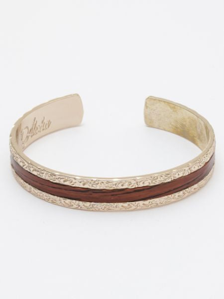 KOA Wood Feel Men's Bangle