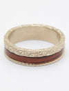KOA Wood Feel Men's Ring-Rings-Ametsuchi