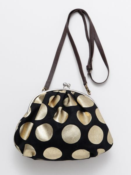 Foil Dot GAMAGUCHI Shoulder Bag