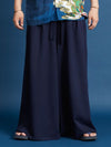 Men's Wide Leg HAKAMA Pants-Ametsuchi