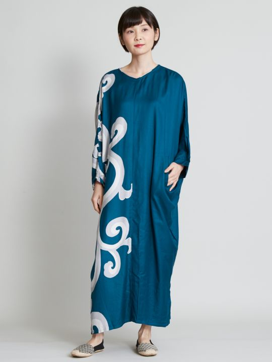 KARAKUSA Arabesque Dress