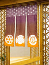 Gradient Sky NOREN Door Curtain-Home Decor-Ametsuchi