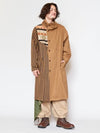 Patchwork Nomad Long Jacket-Ametsuchi