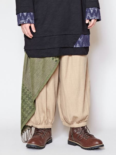 Pantalon large Nomad