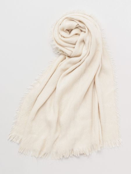 Shawl Shaggy Faux Fur