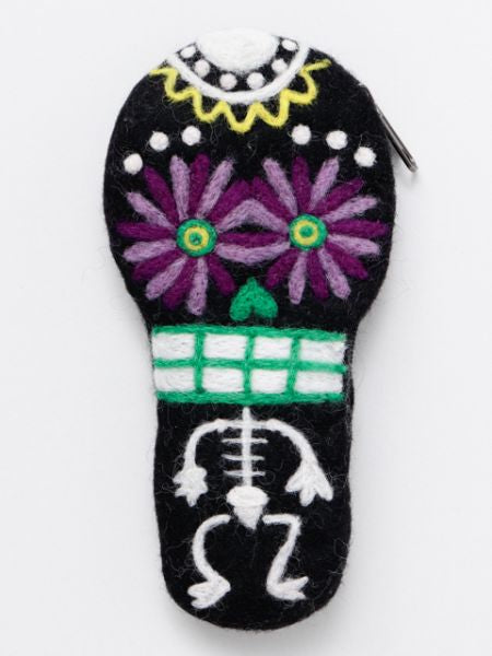 CALAVERA Pencil Case-Ametsuchi
