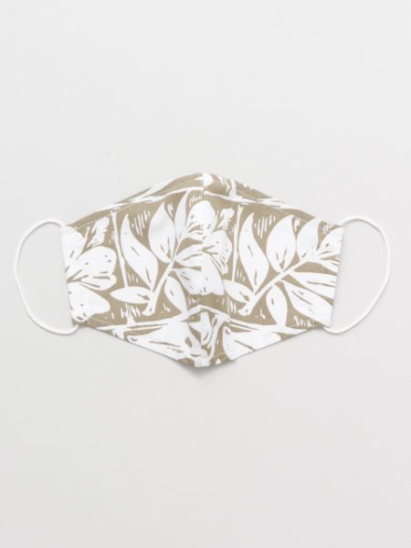 Hawaiian Pattern Face Mask-Ametsuchi