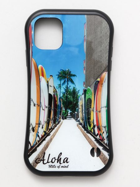 iPhone11 ALOHA Phone Cover-Ametsuchi