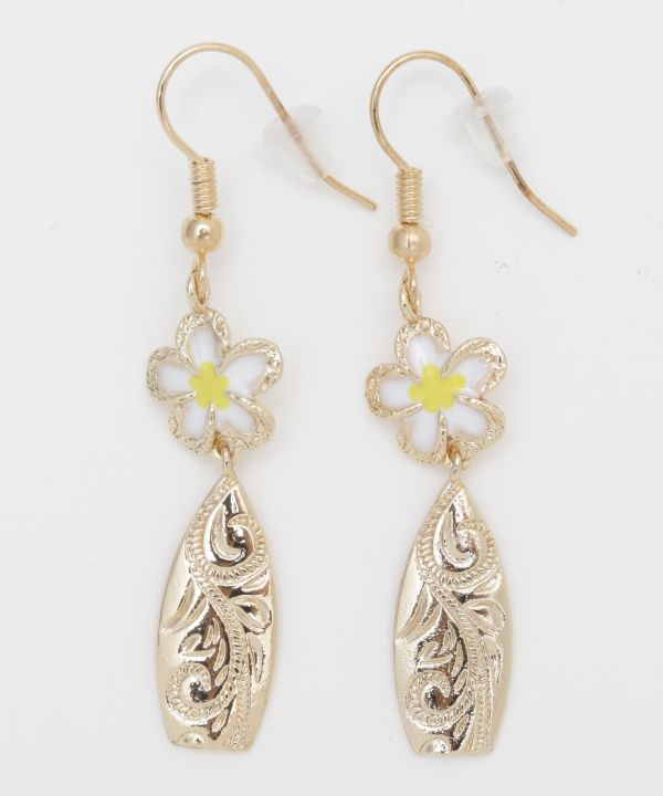 Anting-anting Papan Luncur PLUMERIA