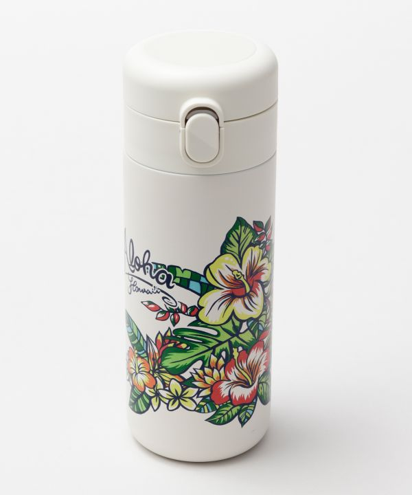 Botol Air Motif Hawaii