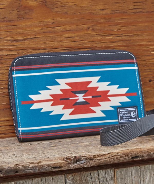 CHIMAYO Pattern Shoulder Purse