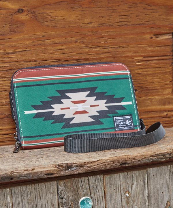 CHIMAYO Pattern Shoulder Purse-Bags & Purses-Ametsuchi