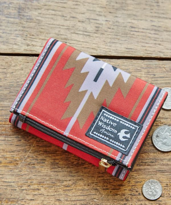 CHIMAYO Pattern Minimal Wallet