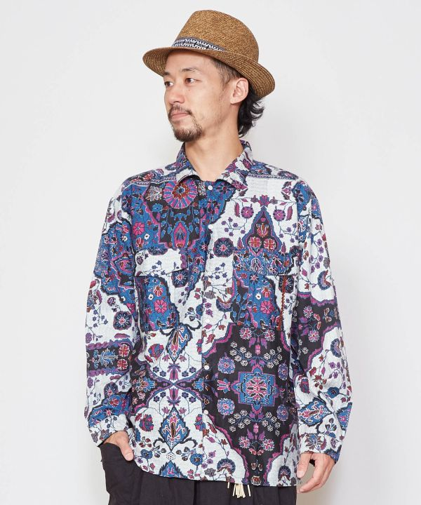 folklore Men's Safari Shirt