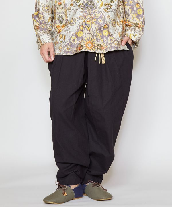 Earthy Tone Men's Pants-Pants & Shorts-Ametsuchi