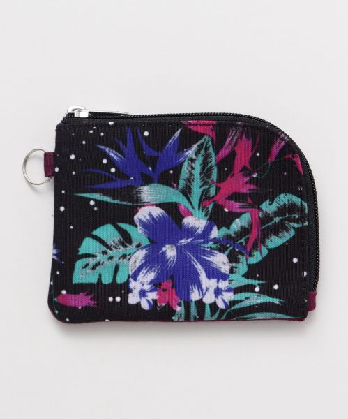 Botanical Small Wallet