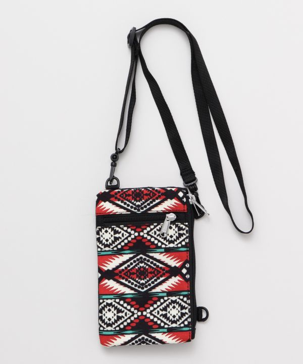 NAVAJO Phone Shoulder Pouch