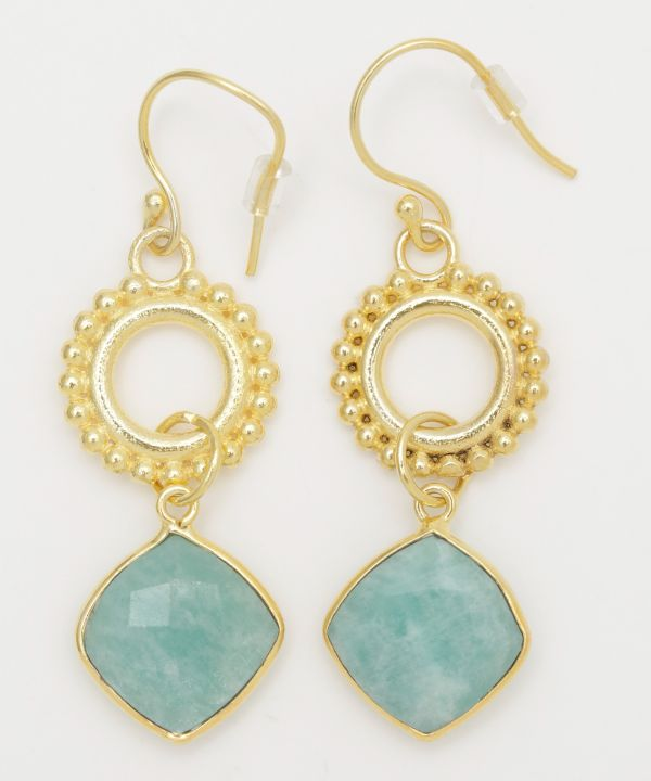 Anting-anting Bell Amazonite