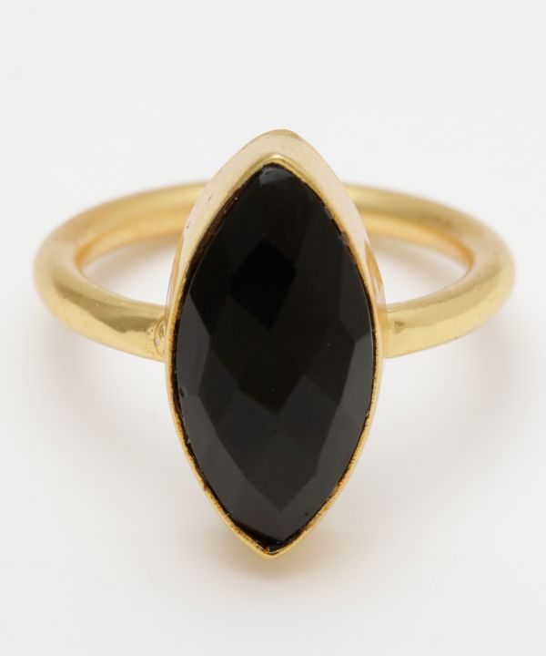 KACHINA Black Onyx Ring