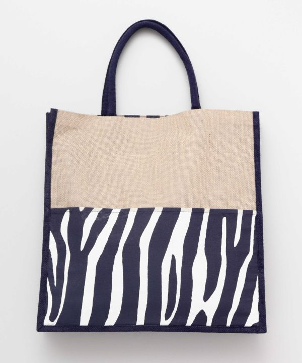 Safari Large Jute Bag-Ametsuchi