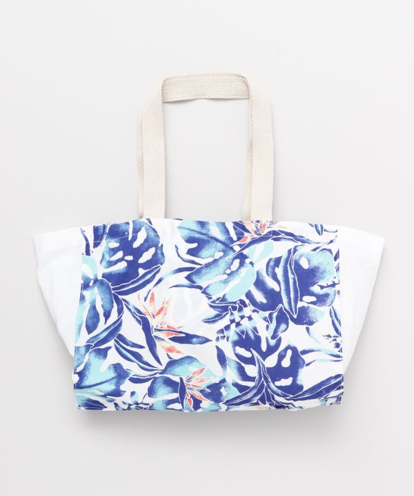 Botanical Packable Eco Bag M