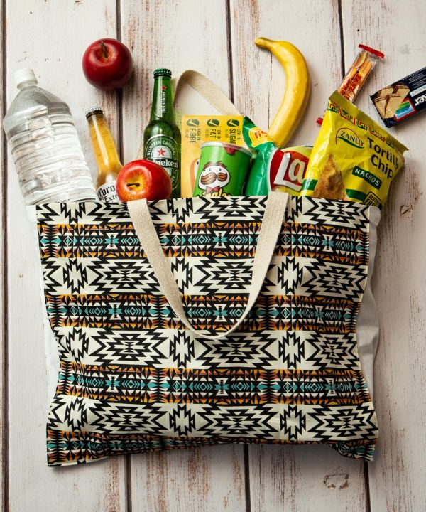 NAVAJO กระเป๋า Eco Bag L-Bags & Purses-Ametsuchi