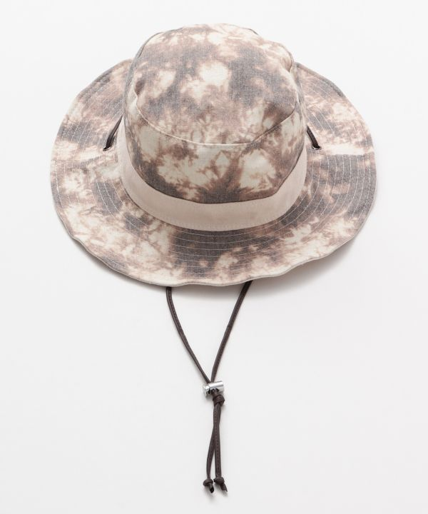 Chapeau de safari réversible Earthy Camo