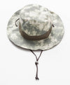 Reversible Earthy Camo Safari Hat-Ametsuchi