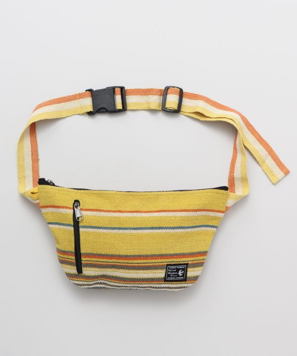 Hand Woven Cotton Body Bag