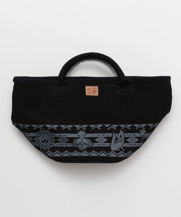 KACHINA Canvas Hand Bag-Ametsuchi