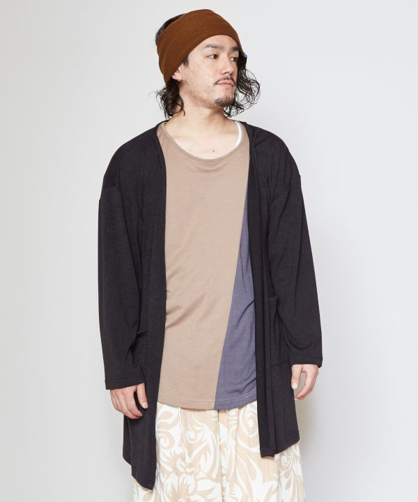 Layering Cardigan Set -Tops-Ametsuchi