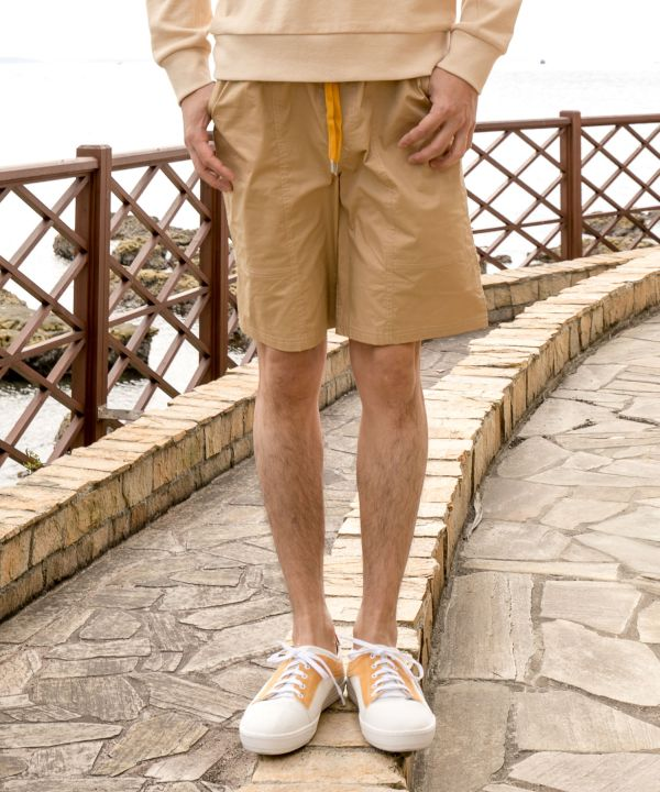 Lanikai Beach Men's Shorts-Ametsuchi