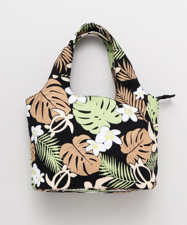 Plumeria Honu Small Hand Bag