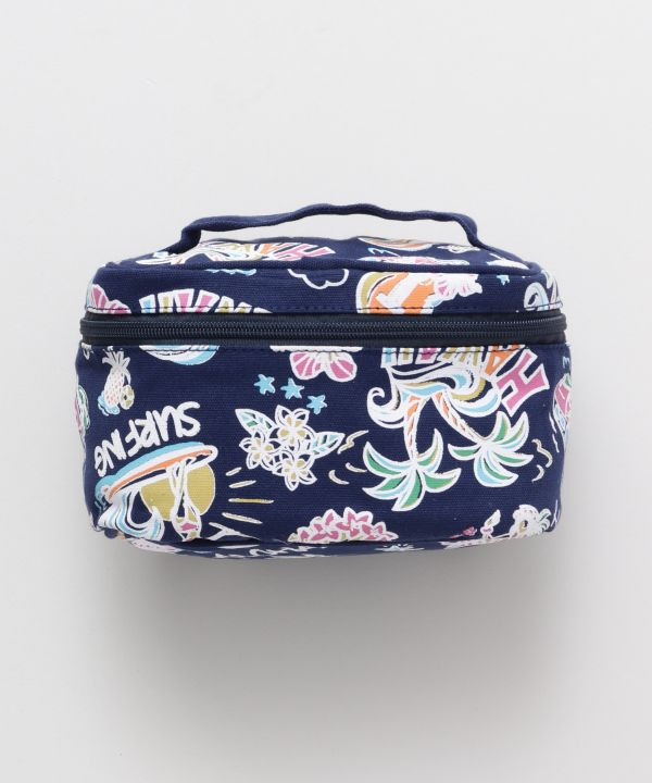 Hawaiian MANA Cosmetic Bag-Bags & Purses-Kahiko- Ametsuchi