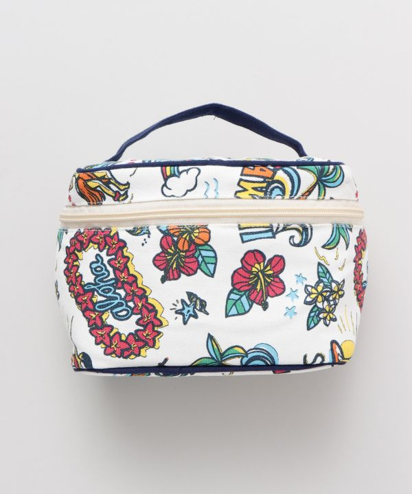 Hawaiian MANA Cosmetic Bag