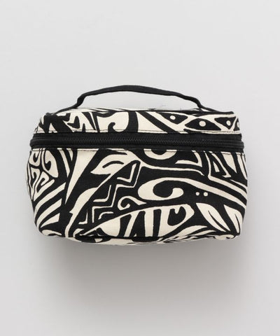 Polynesian Tribal Cosmetic Pouch-Ametsuchi