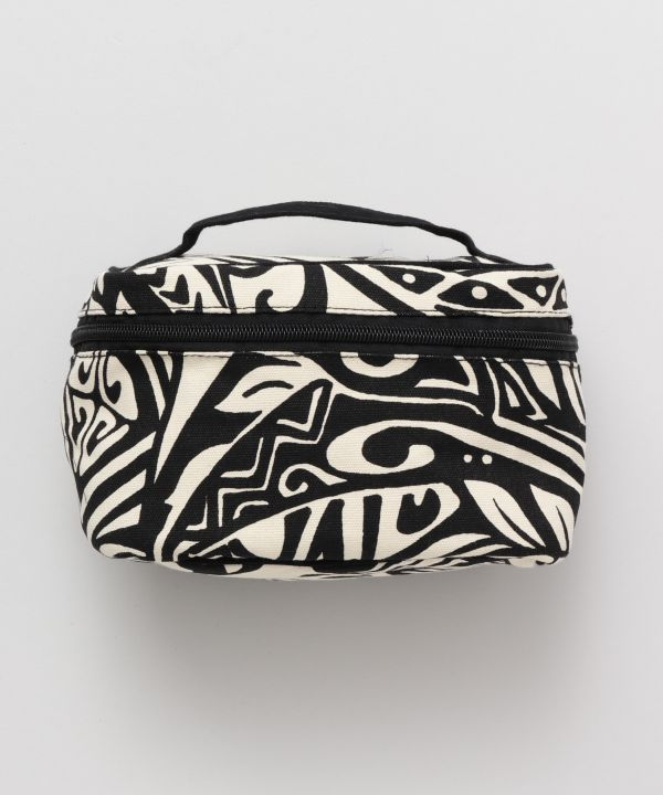 Polynesian Tribal Cosmetic Pouch