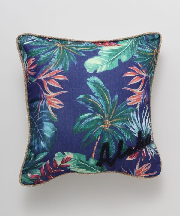 Vintage Botanical Pillow Case-Ametsuchi