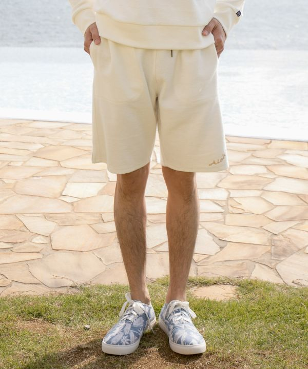 Seashore Shorts-Pants & Shorts-Ametsuchi