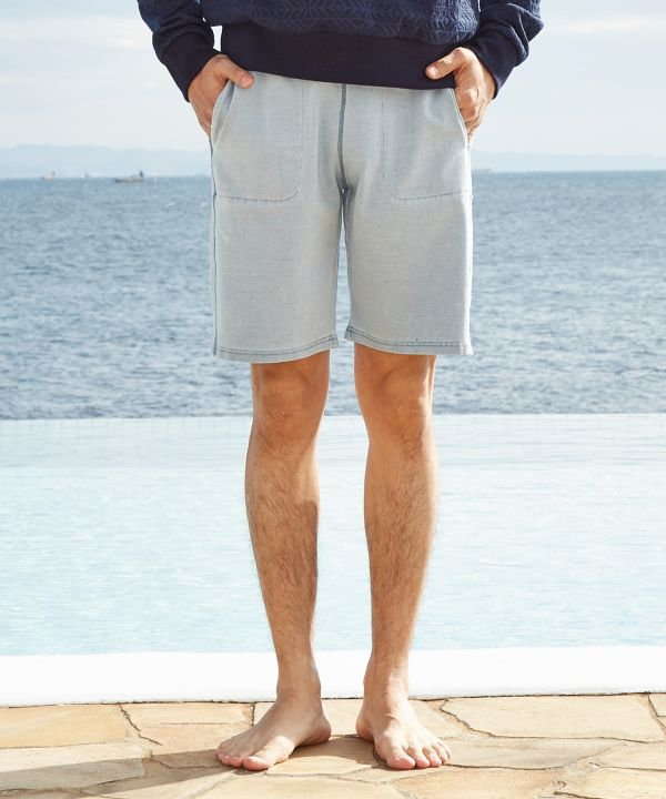 Ocean Life Sweat Shorts